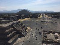2018年末年始⑤ キト&ガラパゴス 一日かけて移動&メキシコテオティカワン遺跡