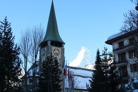 サラリーマンでも行けるスイス(アルプスの小さな村ツェルマットを歩く2/10AM)Ⅶ
