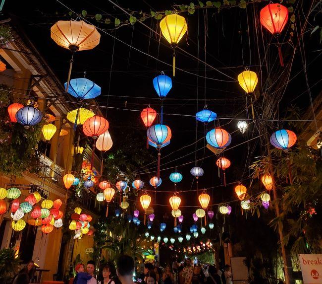 2019.10 雨季のホイアンに泊まる2泊4日ベトナム中部の旅~初日