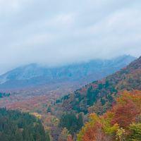 鳥取砂丘に行かなくても楽しめた、新しい発見の連続だった7年ぶりの鳥取旅行 Part III: お天気は味方してくれず…大山の紅葉は雲の中 涙
