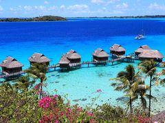 BoraBora, Tahiti - 煌めく青の楽園 - Vol.2