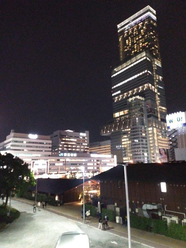 3連休はどこかへお出かけ。<br />どこへ行くかは、安い航空券次第。<br /><br />ということで、仙台ー伊丹が14000円だったので、大阪旅行に決定!