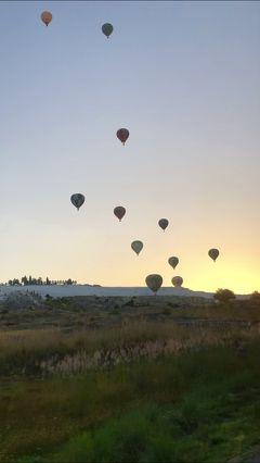 トルコ一周の旅 1.2日目