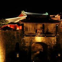 「追悼 首里城」 夜景も美しかったよ♪