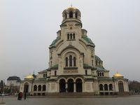 ブルガリア・ソフィア トランジット観光