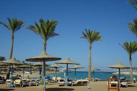 2019年夏休みは今年2度目のエジプト3~ハルガダ なんちゃってリゾート・ステイ~