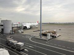 A350で福岡へ