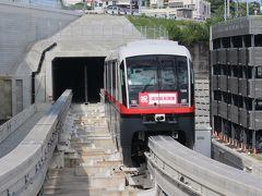 ゆいレール、浦添延長区間を訪ねる。各駅の様子と撮影スポットを探しに。