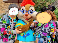 【ディズニーハロウィン2019】北海道から行く2歳子連れ旅行記②~2日目はディズニーシーへ☆