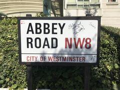 ヨーロッパ 放浪ひとり旅 ロンドン編(3) Beatles 聖地巡礼