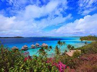 BoraBora, Tahiti - 煌めく青の楽園 - Vol.4