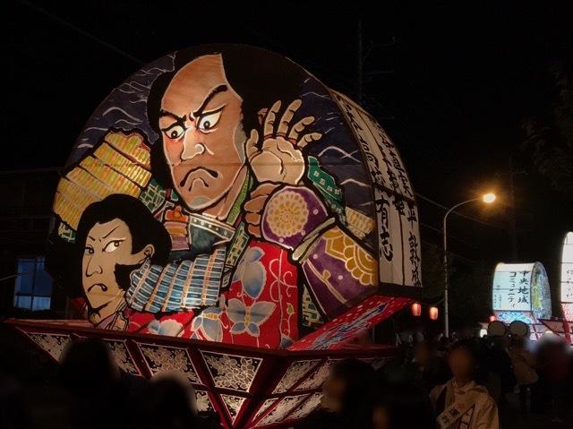 埼玉・北本で行われた「北本まつり」を見てきました。<br />ねぷたやお囃子が練り歩く姿が印象的でした。