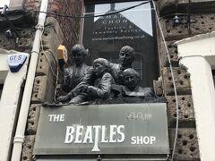 ヨーロッパ 放浪ひとり旅   リバプール編 Beatles 聖地巡礼