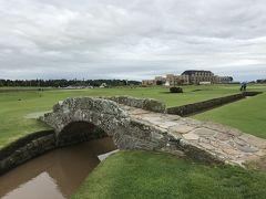 ヨーロッパ 放浪ひとり旅  ゴルフの聖地巡礼 セントアンドリュース &ロイヤルリバプール