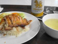 バンコク ドンムアン空港 空港社員用の安価なレストラン「マジックフードパーク」にはビールあるのか??
