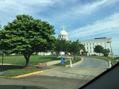 アラバマ州 モントゴメリー ー アラバマ州議事堂は公民権運動の歴史の地