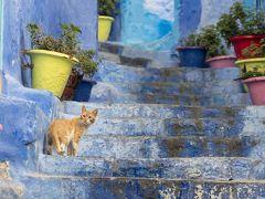 モロッコ写真旅行(2) シャウエン2連泊