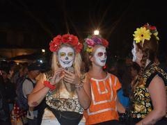 ビバ メヒコ 夜のオアハカ「死者の日」