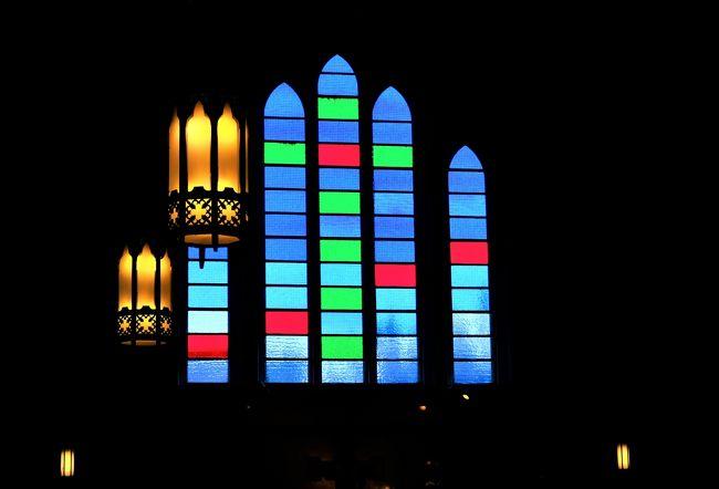 次に山手聖公会教会と山手234番館、エリスマン邸、べーリックホールを訪れました。<br />