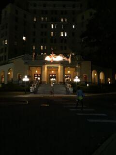 アーカンソー州 ホット スプリングス ー アーリントン ホテル リゾート&スパは温泉のある歴史を感じます。