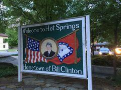 アーカンソー州 ホット スプリングス ー ダウンタウンにも見どころがあります。