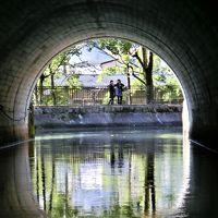 びわ湖から京都蹴上までを疏水クルーズ 明治時代の京都に出会う旅