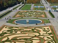 秋のウィーン・パリ旅行(2)2日目午後ーベルヴェデーレ宮殿・オペラ座見学・ペータ教会コンサートー