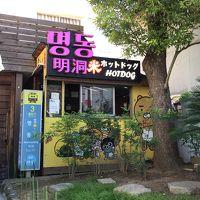 大阪でちょっぴり韓国気分に。大阪城にも立ち寄り日帰り大阪旅