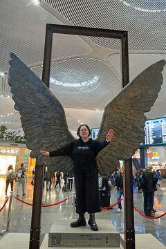 エミレーツ航空でドバイ経由でアジア側のサビハ・ギョクチェン国際空港in、ヨーロッパ側のイスタンブール新国際空港outのトルコの旅。