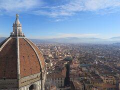 イタリアに到着・フィレンツェ観光 -2泊3日イタリア旅行1-