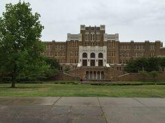 アーカンソー州 リトルロック ー セントラル高校国立歴史地区
