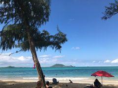 ちょっと短いけれど満足だったハワイ ワイキキとカイルアビーチ