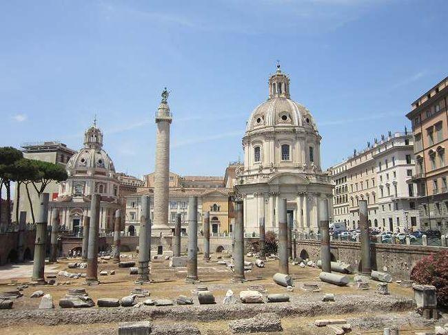 今回の旅もいよいよ最終に近づきました。フィレンツェから<br />ローマへ行き、3泊して、のんびりと街歩きを楽しんで帰国しました。<br />やはり、こちらは山歩きではないので、勝手が違い、すこし<br />てまどいましたが、有名観光地はまず訪れましたが、気の向くま<br />まあっちこっちと地下鉄やバスを利用して街歩きを楽しみました。<br />詳細な記録や写真はあまり気にせずのきまままな旅ですので<br />ご了承ください。<br />とにかく、治安が悪いとの情報があり心配しましたが、他の<br />ヨーロッパの都市とあまりかわらず、観光ができました。