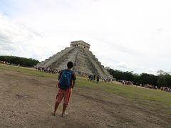 メキシコ気ままに一人旅