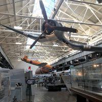 ワシントン航空宇宙博物館と海軍博物館見学
