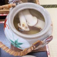 ひま爺とひま婆の列車旅・・④【松茸山荘に泊まる】