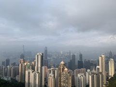 初めての香港(弾丸)