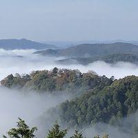 岡山・天空の山城〜倉敷美観地区を巡る深秋ドライブ旅