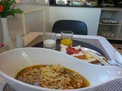 サイゴンの3日間(4)フォーの朝食。