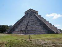 初・アメリカ大陸 ANA特典で行くメキシコ周遊 ④2日目 9/17 カンクン発現地ツアーに参加