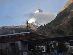 ~ 美しきアオスタとスイス5大名峰8日間 ~ ツェルマット ・ マッターホルンの夜明け