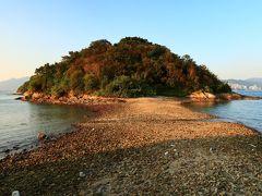 香港★またまたハイキング!干潮時にしか渡れない無人島へ ~陰澳・鹿頸村・長索島~