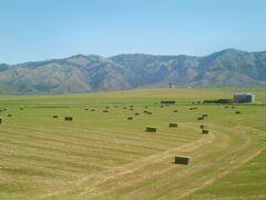 アイダホ州 ー ハイウェイI-15からの景色