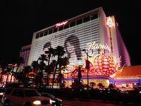 ラスベガスでギャンブル無し�ベガス到着