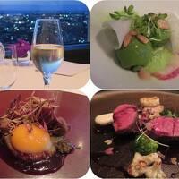 秋の北陸ロマン(26)ホテル日航金沢 ラ・プラージュのコースディナー