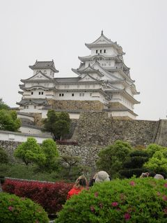 【11】姫路城なぅ*春爛漫の日本へ里帰り*17日目~20日最終日まで