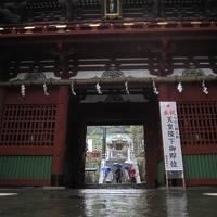 中伊豆と久能山東照宮観光