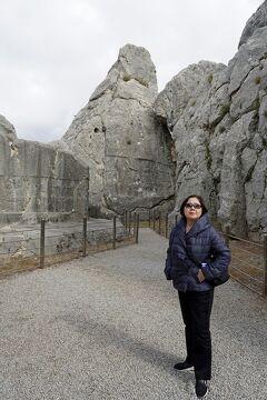 トラピックス「トルコ大周遊15日間」(5)サフランボルから辿り着いたボアズカレの遺跡はヤズルカヤ遺跡からスタートする。