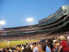 【小2男子連れボストン】フェンウェイパーク観戦記②ヤンキース vs レッドソックス(2019年7月28日)
