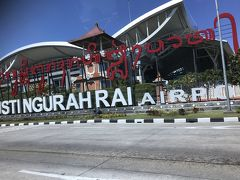 2019 インドネシア バリ島 家族大移動の旅 帰国日
